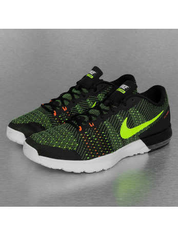 Nike Max Effort Trainer Sneakers Black/Volt/Total Orange