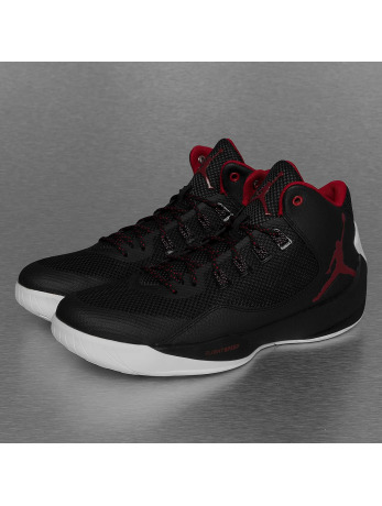 Jordan Rising High 2 Basketball Shoe Black/Gym Red/White