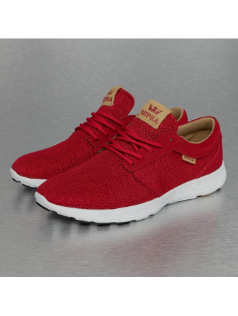 Supra Hammer Run Sneakers Red/White