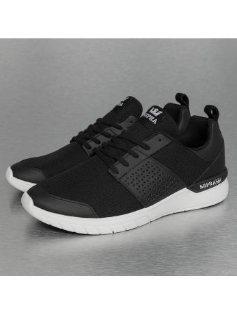 Supra Scissor Sneakers Black/White