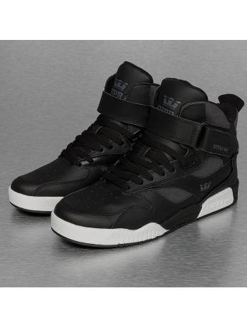 Supra Bleeker Sneakers Black/Charcoal/White