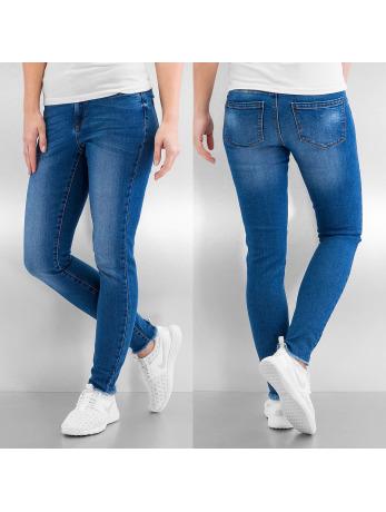 Vero Moda vmSeven Skinny Jeans Light Blue Denim