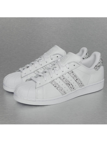 adidas Superstar Sneakers White-White-Crystal White