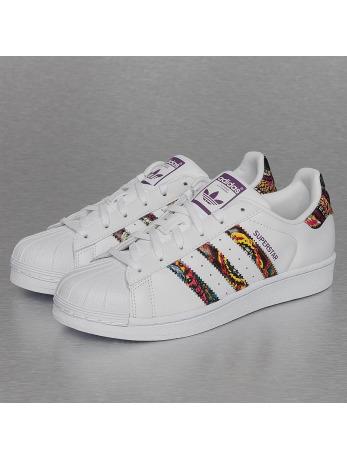 adidas Superstar Sneakers White/White/Mid Grape