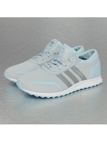 Adidas Los Angeles Sneakers Ice Blue-Silvermetalic-White