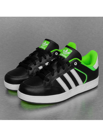 adidas Varial Sneakers Core Black-White-Solar Green