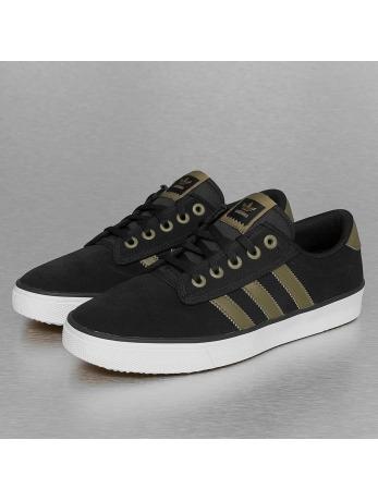 adidas Kiel Sneakers Core Black/Olive Cargo/White