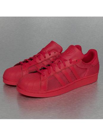 adidas Superstar Sneakers Collegiate Red