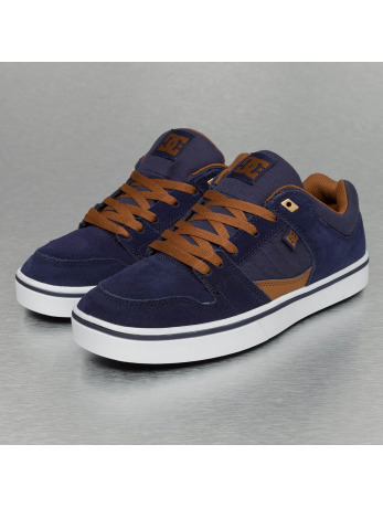 DC Course 2 Sneakers Navy/Camel