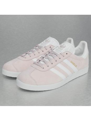 Adidas Gazelle Sneakers Ice Purple-White-Goldmetallic