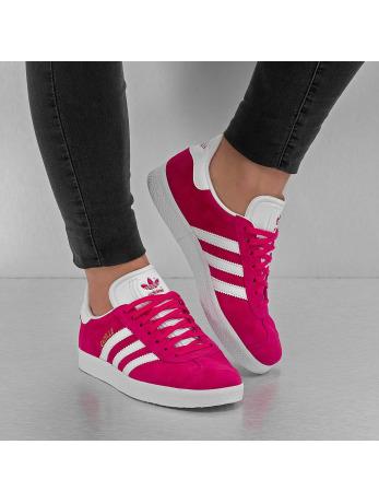 Adidas Gazelle Sneakers Bold Pink-White-Metallic