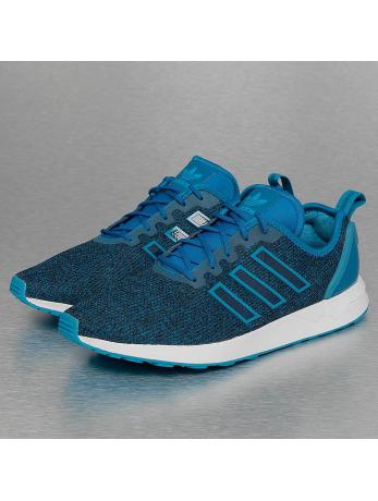 adidas ZX Flux ADV Sneakers Unity Blue-Craft Blue-Footwear White