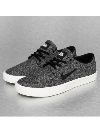 Nike SB Portmore Canvas Premium Sneakers Ivory/Black