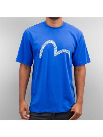 t-shirts-evisu-blau