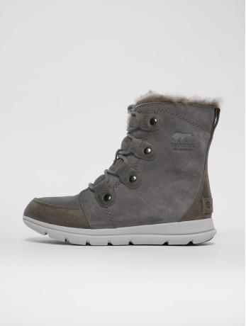sorel-frauen-boots-sorel-explorer-joan-in-grau