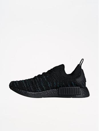 adidas-originals-manner-sneaker-nmd-r1-stlt-parley-primeknit-in-schwarz