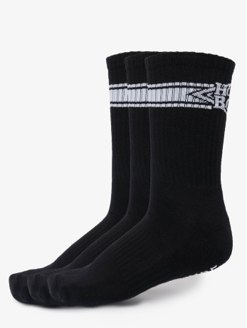 homeboy-manner-frauen-socken-3-pack-nappo-stripe-in-schwarz