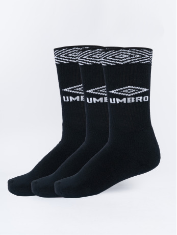 umbro-manner-frauen-socken-3-pack-projects-sport-in-schwarz