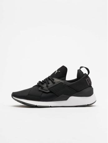 puma-frauen-sneaker-muse-satin-in-schwarz