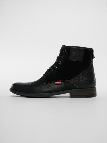 levi-s-manner-boots-flower-in-schwarz