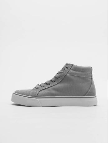 urban-classics-manner-frauen-sneaker-high-canvas-in-grau