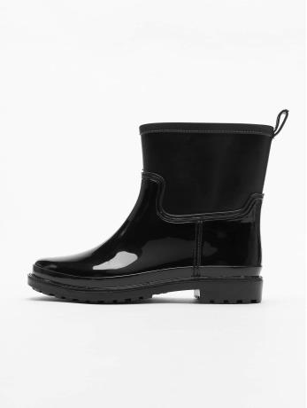 urban-classics-frauen-boots-roadking-in-schwarz