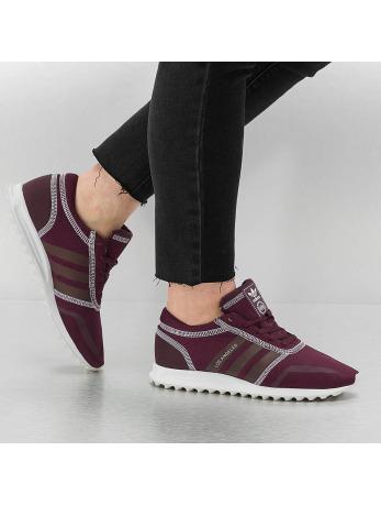 Adidas Los Angeles W Sneakers Maroon-Maroon-Ftwr White