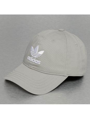 Adidas Trefoil Flexfitted Cap Solid Grey