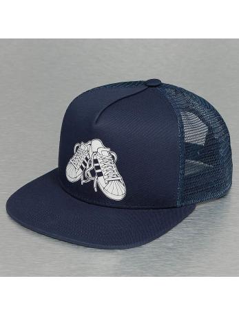 Adidas Sneaker Trucker Cap Collegiate Navy