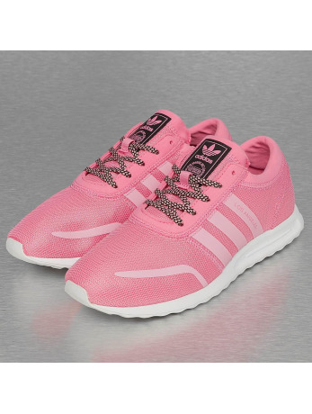 Adidas Los Angeles J Sneakers Easy Pink-Easy Pink-Ftwr White