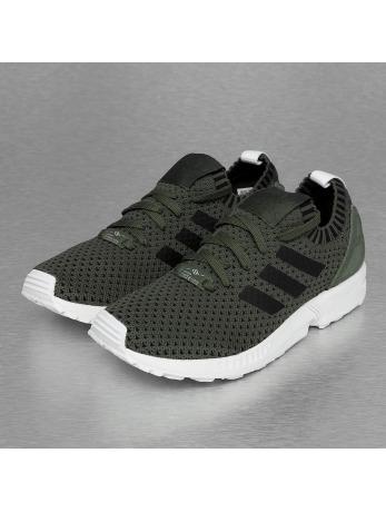 Adidas ZX Flux PK W Sneakers Utility Grey-Utility Grey-Ftwr White