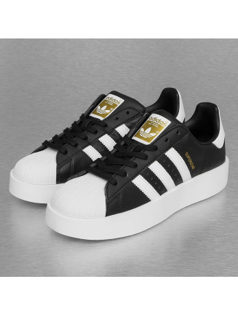 Adidas Superstar Bold W Sneakers Core Black-Ftwr White-Golden Metallic