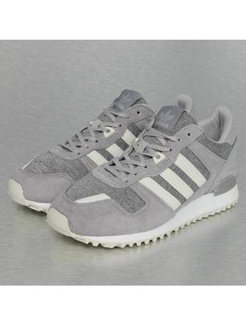 Adidas ZX 700 W Sneakers Medium Grey Heather-Linen Green-Grey