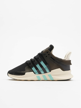 Adidas Equipment Support ADV Sneakers Core Black-Clear Aqua-Granite