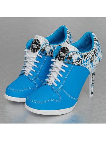 Missy Rockz Street Rockz High Sneaker Electric Blue