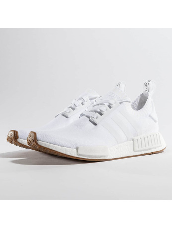 Adidas NMD R1 PK Sneakers Ftwr White-Ftwr White-Gum