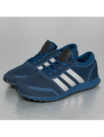 Adidas Los Angeles Sneakers Mystery Blue-Ftwr White-Core Black
