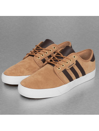 Adidas Seeley Sneakers Mesa-Dark Brown-Ftwr White
