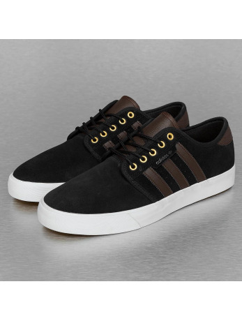 Adidas Seeley Sneakers Core Black-Dark Brown-Ftwr White