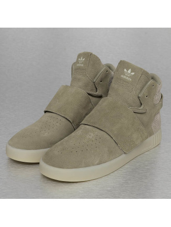 Adidas Tubular Invader Strap Sneakers Trace Cargo-Trace Cargo-Sesame