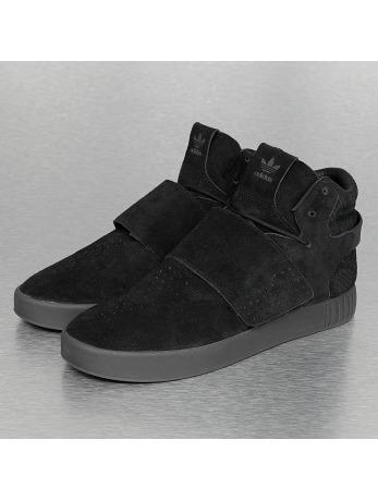 Adidas Tubular Invader Strap Sneakers Core Black-Core Black-Utility Black