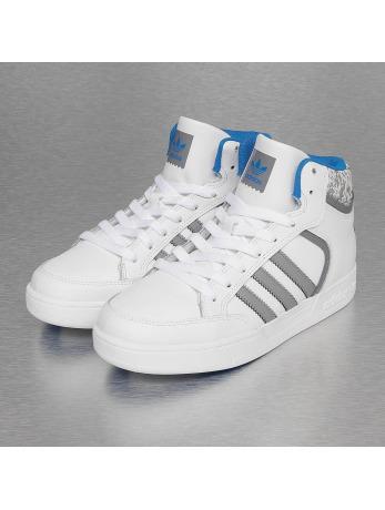 Adidas Varial Mid J Sneakers Ftwr White-Grey-Bluebird