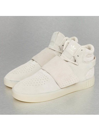 Adidas Tubular Invader Strap Sneakers Clear Brown-Clear Brown-Chalk White