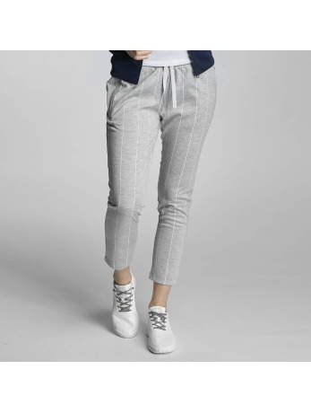 Adidas Cigarette Pants Medium Grey Heather-White
