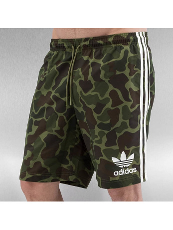 NU 15% KORTING: ADIDAS ORIGINALS short »CAMO BS«