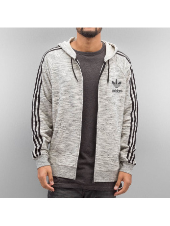 Adidas CLFN French Terry FZ Zip Hoody Solid Grey