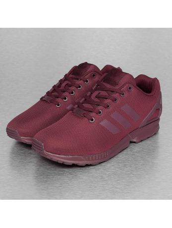 Adidas ZX Flux Sneakers Maroon-Ftwr White-Core Black