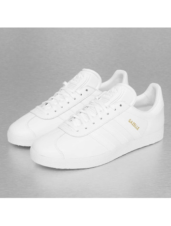 Adidas Gazelle Sneakers Ftwr White-Ftwr White-Golden Metallic