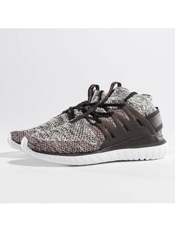Adidas Tubular Nova Glow in the Dark Primeknit Sneakers Colored-Brown-Black