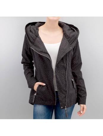 ragwear-paulina-dots-jacket-black